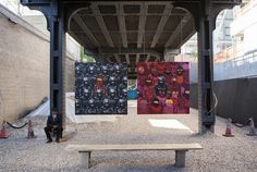 better out than in: banksy's NYC street art - part two - designboom | architecture
