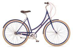 Ladies Comfort Bikes; Red Women's Bikes