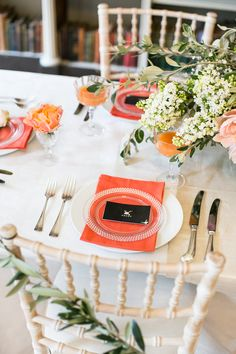 Orange wedding inspiration | Anneli Marinovich Photography + The Wedding and Event Institute | see more on: http://burnettsboards.com/2014/0...