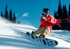 Craig Kelly - freerider snowboard