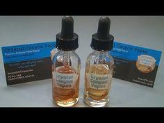 Crystal Canyon Vapes: E-Liquid Review - Geneva & Islander