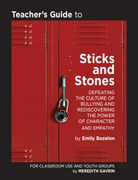 "Combat bullying with empathy and understanding. Find out how to win a classroom set of the paperback edition of ""Sticks and Stones""."