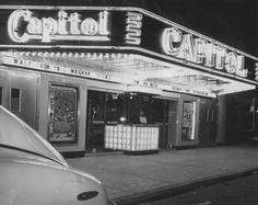 Capitol Theatre, Delphos Ohio