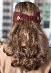 The Most Comfortable Headband Ever - free crochet pattern