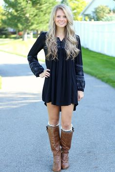 This dress has April written all over it!!  Sweet Home Monoreno Boho Dress