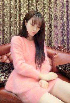 bell asia, mohair angora, fluffi angora, soft thing, fluffi sweater