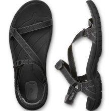 teva zirra sandals black