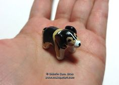 Custom Chibi Pocket Pet Figurine by tatsushop on Etsy