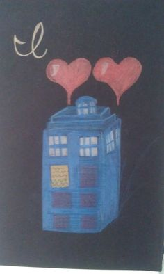 I <3 <3 Dr. Who