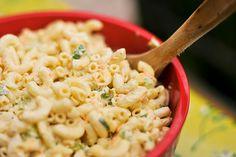 """""""Hawaiian Macaroni Salad. I miss Hawaiian food."""" Recipe follows: http://www.hawaiimagazine.com/blogs/hawaii_today/2009/12/4/hawaii_style_plate_lunch_macaroni_salad_recipe"""