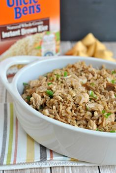 Easy, Kid friendly, Chicken Fried Rice recipe!