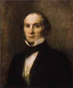 William Ewart Gladstone,   George Frederick Watts