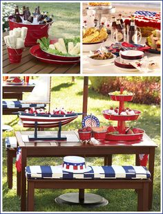 Memorial Day BBQ Inspiration from The Cake Blog #chillingrillin