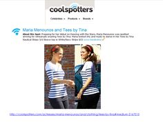 Tees by Tina featured on coolspotters.com