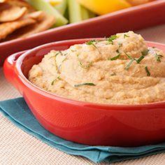 Mediterranean Hummus: Homemade hummus, ready in 5 minutes flat! #hummus #recipe