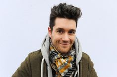 Dan Smith from Bastille seems really lovely...and he ain't to bad to look at either