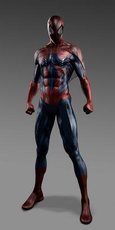 Alt Spidey Suit