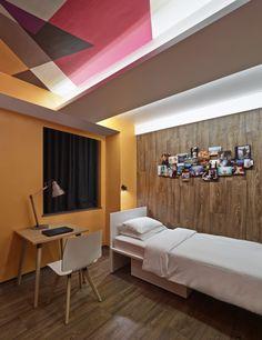 Generator Hostel London #hostel #London #Holiday #Traveling #design #dorm #bedroom
