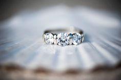 Stunning diamond engagement ring // via julietmckeephotography.co.uk