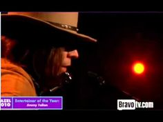 Jimmy as Neil Young