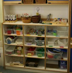 Art Center...PreKinders has many ideas for play-based learning centres for K classrooms, inquiry-based and Reggio inspired!