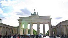 Berlin hyper-lapse