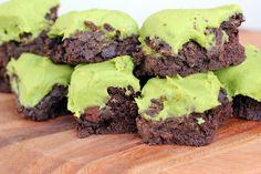Healthier Brownies using Avocados