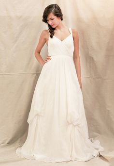 wedding dressses, dream dress, strapless wedding dresses, photo galleri, gowns, griffins, simple weddings, chiffon, ivy