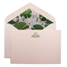 Letter envelope inside//