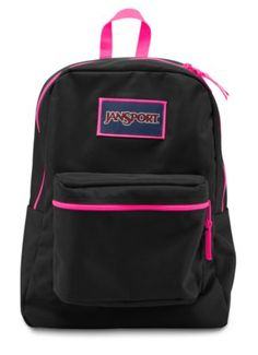 JanSport Overexposed #Blackout