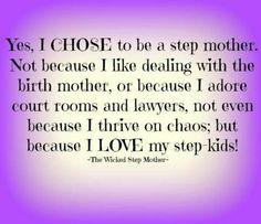 Proud step mom!
