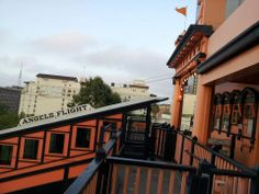 Angels Flight - ride it to the Grand Central Library and have some food.