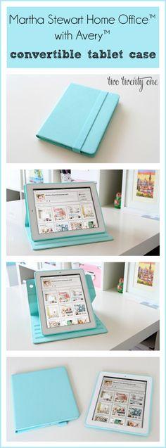 convertible iPad case