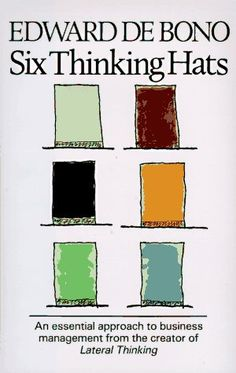 Book Review: Six Thinking Hats