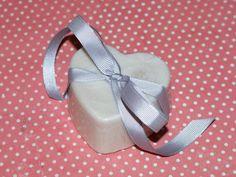 DIY Homemade Valentine's Day Gift Idea - Handmade Solid Lotion Bar Hearts Recipe