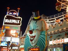 One if the first casinos I played at with my parents upon turning 21... The Boardwalk Hotel & Casino, Las Vegas