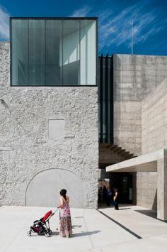 CAN FRAMIS Museum / Jordi Badia | ArchDaily