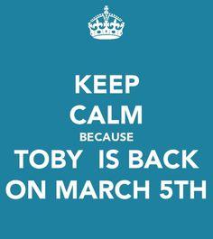 TOBY!!!