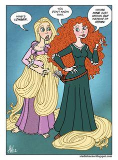 Lmao!!!! Curly hair problems