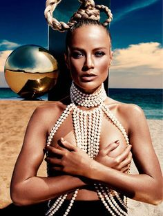 Carolyn Murphy for Vogue Germany