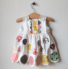 Dresses designed for Patchwork Tsushin No.182