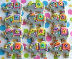 indian elephant cookies!!!!
