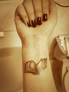 I'll definitely be getting some sort of book tattoo