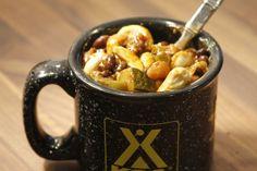 Spicy 3-Bean & Cashew Chili