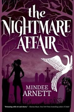 "The Nightmare Affair by Mindee Arnett - Being the only Nightmare at Arkwell Academy, a boarding school for ""magickind,"" sixteen-year-old Destiny Everhart feeds on the dreams of others, working with a handsome human student to find a killer."