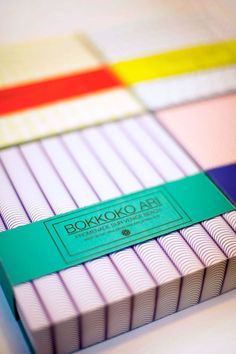 Packaging of the World: Creative Package Design Archive and Gallery: Bokkoko Ari Concept