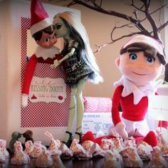 200 Easy Elf on the Shelf Ideas