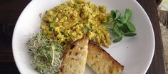 January 10, 2011: Breakfast Veggie Scramble