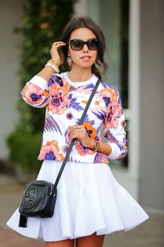 VIVALUXURY - FASHION BLOG BY ANNABELLE FLEUR: BOTANICAL BRIGHT - Good morning, Everyone! Hope your weekend is going great!
