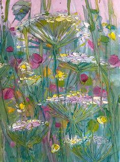 Painting by artist Karen Margulis